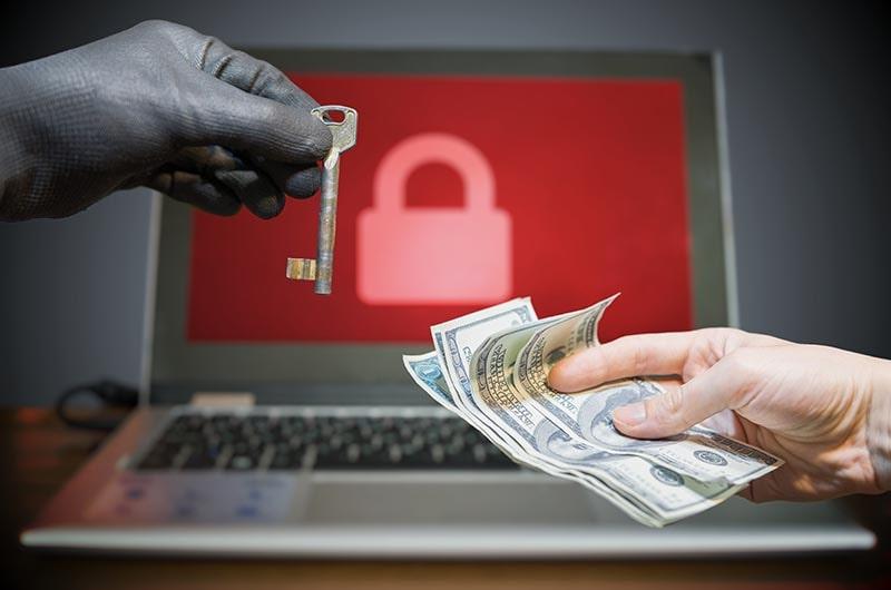 ¿Cuánto pagan las empresas en rescates por ransomware a las mafias? En esta web puedes ver todo el dinero gastado en ciberataques.